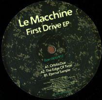 <a href=\'\'>Le Macchine</a> - First Drive EP