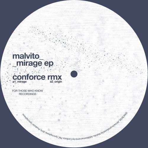 <a href=\'\'>Malvito</a> - Mirage EP (Conforce remix)