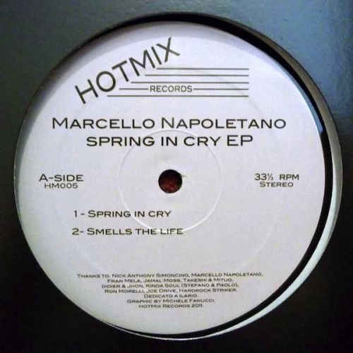 <a href=\'\'>Marcello Napoletano</a> - Spring In Cry EP