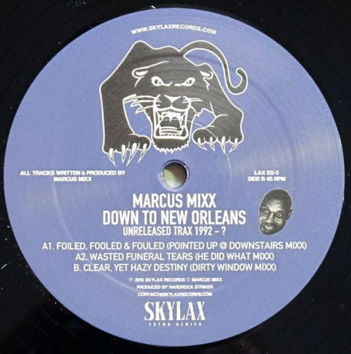 <a href=\'\'>Marcus Mixx</a> - Down to New Orleans