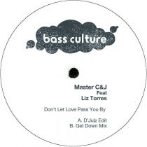 <a href=\'\'>Master C & J feat Liz Torres</a> - Don\'t Let Love Pass Yo