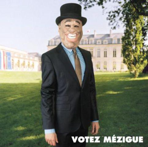 <a href=\'\'>Mézigue</a> - Votez Mézigue LP