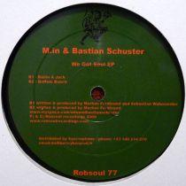 <a href=\'\'>M.in & Bastian Schuster</a> - We got Soul E.P.