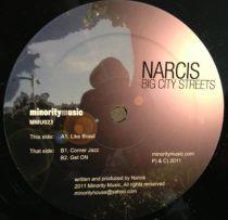 <a href=\'\'>Narcis</a> - Big City Streets