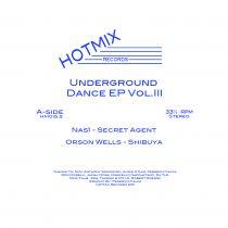 <a href=\'\'>Nas1</a>, <a href=\'\'>Orson Wells</a>...- Underground Dance EP Vol. III