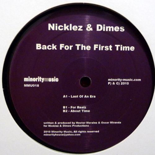 <a href=\'\'>Nicklez & Dimes</a> - Back For The First Time