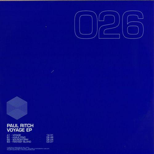 <a href=\'\'>Paul Ritch</a> - Voyage EP