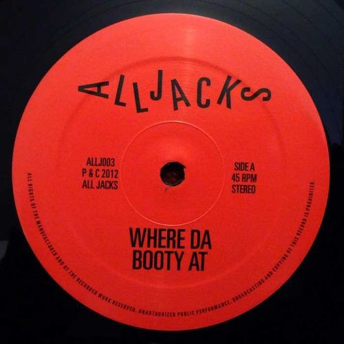 <a href=\'\'>Paul Ritch</a> - Where Da Booty At -Flash EP