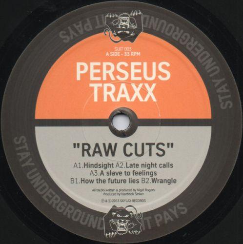 <a href=\'\'>Perseus Traxx</a> - Raw Cuts