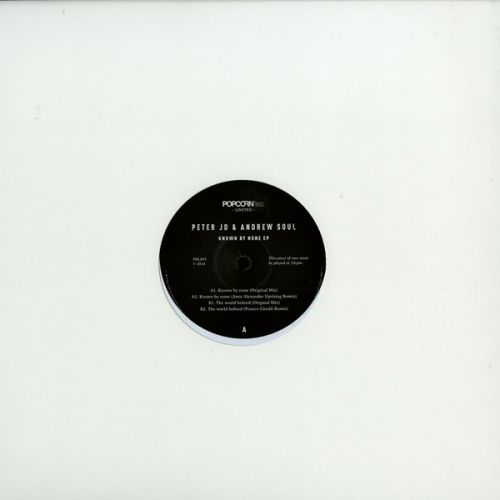 <a href=\'\'>Peter Jd and Andrew Soul</a> - Known by none EP (Amir Alexander remix)