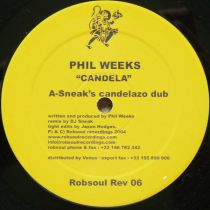 <a href=\'\'>Phil Weeks</a> - Candela (Remixes)