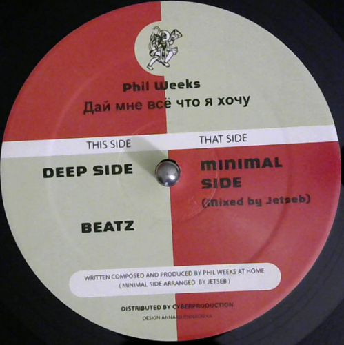 <a href=\'\'>Phil Weeks</a> - Deep Side