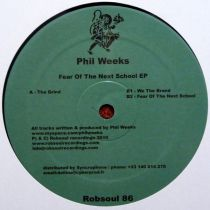 <a href=\'\'>Phil Weeks</a> - Fear Of The Next School EP