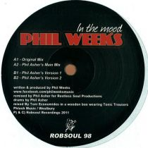 <a href=\'\'>Phil Weeks</a> - In The Mood (Phil Asher remix)