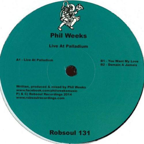 <a href=\'\'>Phil Weeks</a> - Live At Palladium