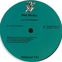 <a href=\'\'>Phil Weeks</a> - Live At Palladium