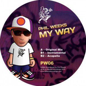 <a href=\'\'>Phil Weeks</a> - My Way