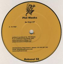 <a href=\'\'>Phil Weeks</a> - So High EP