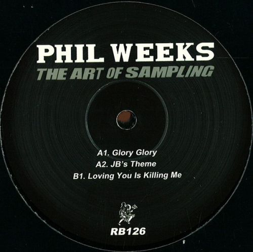 <a href=\'\'>Phil Weeks</a> - The Art of Sampling