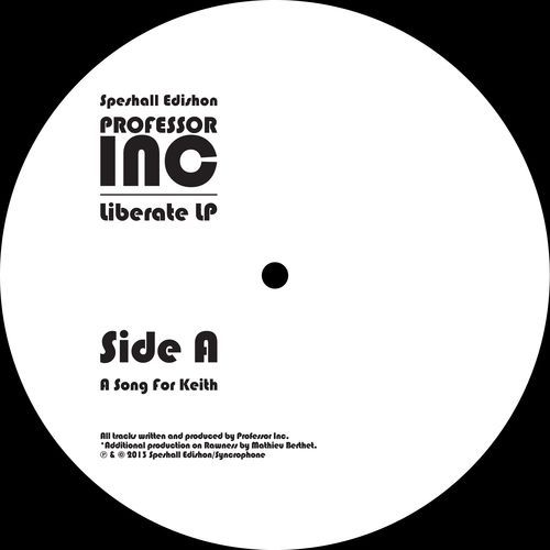 <a href=\'\'>Professor Inc</a>  - Liberate LP