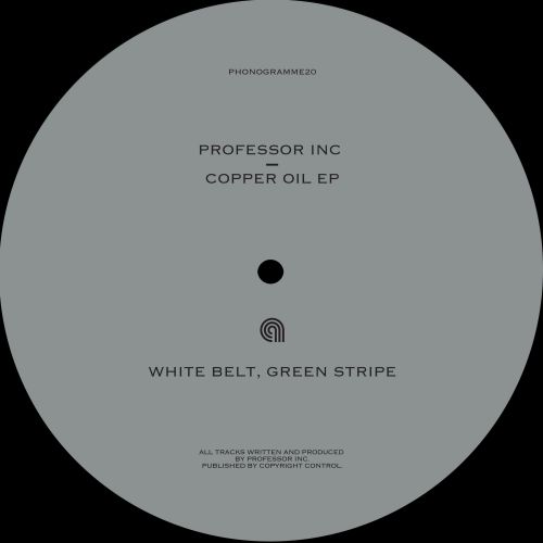 <a href=\'\'>Professor Inc</a> - Copper Oil EP