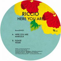 <a href=\'\'>Riccio</a> - Here You Are