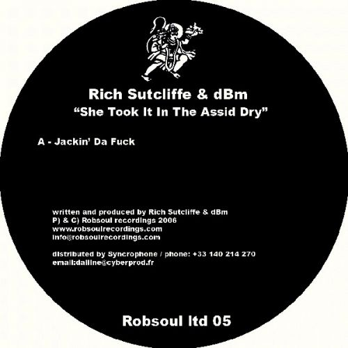 <a href=\'\'>Rich Sutcliffe</a> - She Took It In The Assid Dry