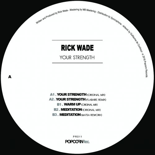 <a href=\'\'>Rick Wade</a> - Your Strength EP
