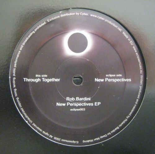 <a href=\'\'>Rob Bardini</a> - New Perspectives EP