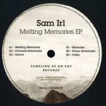 <a href=\'\'>Sam Irl</a> - Melting Memories EP