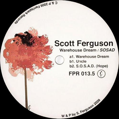 <a href=\'\'>Scott Ferguson</a> - Warehouse Dreams - S.O.S.A.D (Hope)