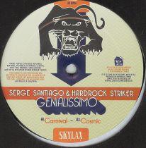 <a href=\'\'>Serge Santiago</a> & <a href=\'\'>Hardrock Striker</a> - Genialissimo