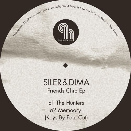 <a href=\'\'>Siler & Dima</a> - Friends Chip EP