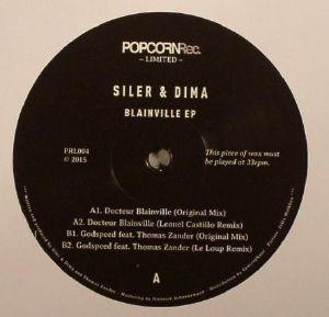 <a href=\'\'>Siler & Dima</a> Feat Thomas Zander - Blainville EP
