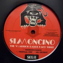 <a href=\'\'>Simoncino</a> - The Warrior Dance III (<a href=\'\'>Chez Damier</a> & <a href=\'\'>Ron Trent</a> remix)