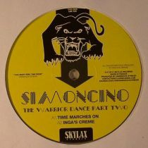 <a href=\'\'>Simoncino</a> - The Warrior Dance Pt2 (<a href=\'\'>Chez Damier</a> remix)