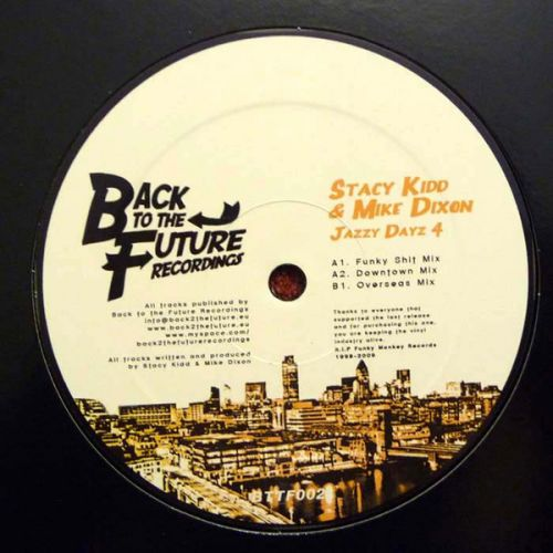 <a href=\'\'>Stacy Kidd</a> & <a href=\'\'>Mike Dixon</a> - Jazzy Dayz 4 EP