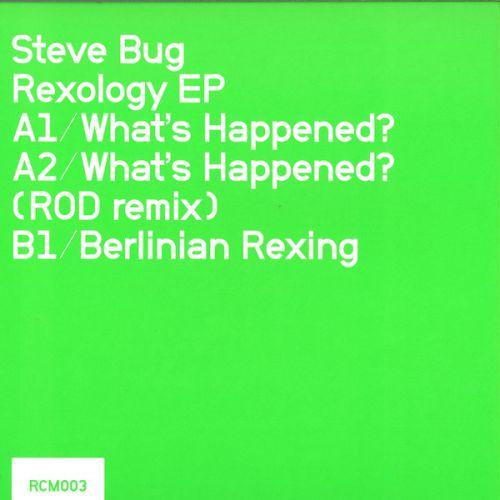 <a href=\'\'>Steve Bug</a> - Rexolgy (Rod remix)