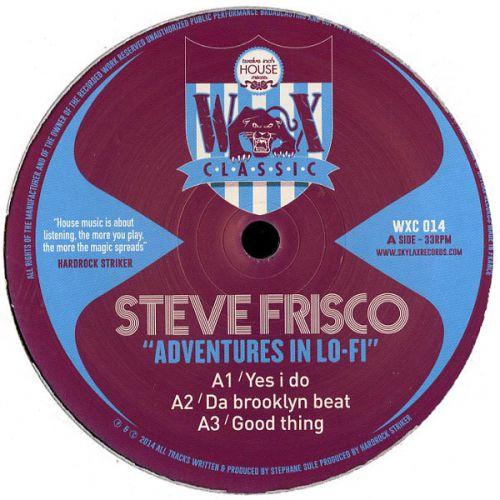 <a href=\'\'>Steve Frisco/a> - Adventures in Lo-Fi