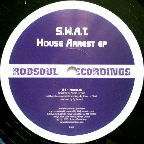 <a href=\'\'>SWAT aka DJ Rasoul</a> - House Arrest EP