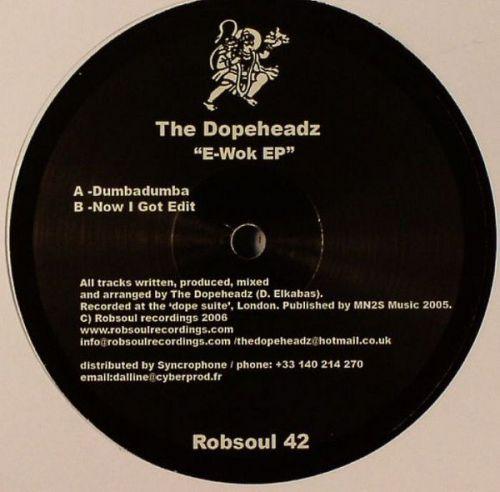 <a href=\'\'>The Dopeheadz</a> - E-Work EP