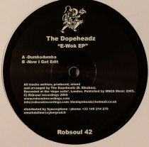 <a href=\'\'>The Dopeheadz</a> - E-Work EP