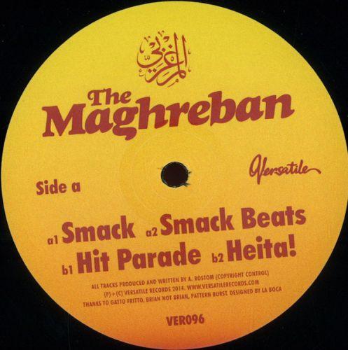 <a href=\'\'>The Maghreban</a> - Smack EP