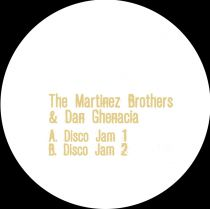 <a href=\'\'>The Martinez Brothers</a> & <a href=\'\'>Dan Ghenacia</a> - Disco Jam EP