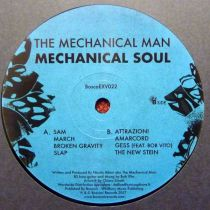 <a href=\'\'>The Mechanical Man</a>  - Mechanical Soul