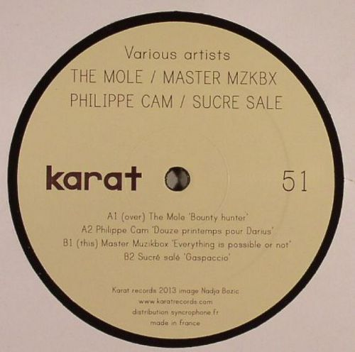 <a href=\'\'>The Mole</a>, <a href=\'\'>Philippe Cam</a>, <a href=\'\'>MZKBX</a>...- #51