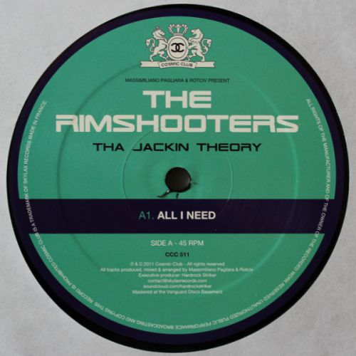<a href=\'\'>The Rimshooters</a> - The Jackin Theory