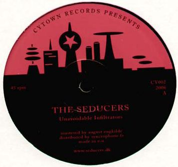 <a href=\'\'>The Seducers</a> - Unavoidable Infiltrators (<a href=\'\'>Orgue Electronique</a> remix)