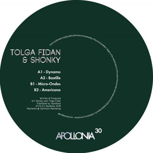 <a href=\'\'>Tolgan Fidan & Shonky/a>  - EP