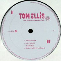 <a href=\'\'>Tom Ellis</a> - The Absolute Button EP